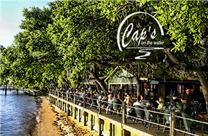 Cap's On The Water - Restaurants - 4325 Myrtle Street, St. Augustine, FL, United States