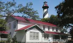 St Augustine Lighthouse & Museum - Attraction - 81 Lighthouse Ave, St Augustine, FL, United States