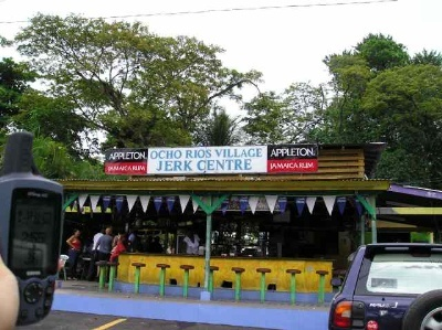 Jerk Centre - Restaurants -