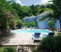 The Blue House - B&Bs - Ocho Rios, St Ann, Jamaica