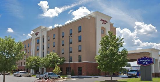 Hampton Inn Greenville - Hotels/Accommodations - 305 Southwest Greenville Boulevard, Greenville, NC, United States