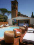 Ristorante Hotel Degli Angeli - RECEPTION/RECEPCION - Magliano Sabina, Lazio