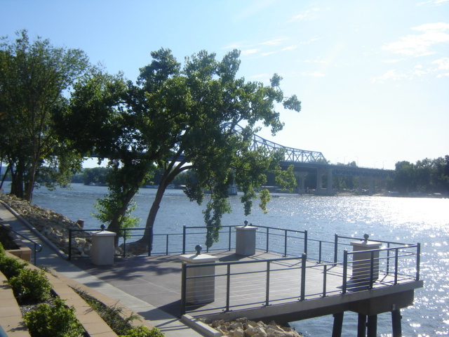 Wedding Site: Jay St. Pier - Ceremony Sites - Front St S & Jay St, La Crosse, WI, 54601, US