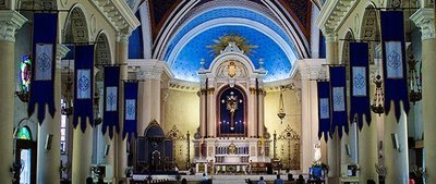 Immaculate Conception Cathedral Parish - Ceremony Sites - 40 Lantana Street, Cubao, Quezon City, Metro Manila, Philippines