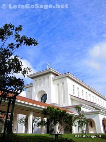 St. Benedict - Ceremony Sites - Silang, Calabarzon, Philippines