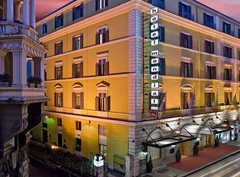 Mondial Hotel Rome - HOTELS IN ROME - Via Torino, 127, Rome, Italy