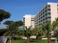 Residence Turistico Aran Parc Hotel - HOTELS IN ROME - Via Riccardo Forster 24, Roma, Italy