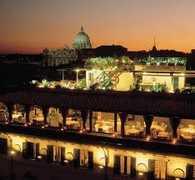 Restaurant Les Étoiles - RESTAURANTS - Via Giovanni Vitelleschi, 34, Rome, Lazio, 00193, Italy
