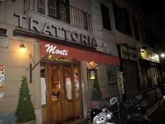 Trattoria Monti - RESTAURANTS - Via di San Vito, 13, Rome, Lazio, 00185, Italy