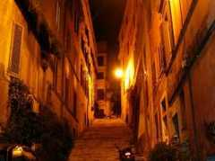 The Salita del Grillo - ATTRACTIONS/ SITIOS DE INTERES - Salita del Grillo, Rome, Lazio, IT