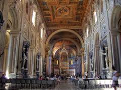 San Giovanni in Laterano - ATTRACTIONS/ SITIOS DE INTERES - 4 Piazza di S. Giovanni in Laterano, RM, Lazio, 00184, IT