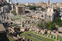 Roman Forum - ATTRACTIONS/ SITIOS DE INTERES - Roman Forum, 00186 Rome, Rome, Lazio, IT