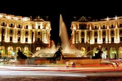 Piazza Venezia - ATTRACTIONS/ SITIOS DE INTERES - Piazza Venezia, Roma, RM, Italy