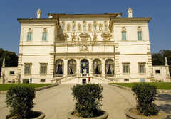 Villa Borghese Museum - ATTRACTIONS/ SITIOS DE INTERES - Piazzale Borghese Scipione, 5, Roma, RM, Italy