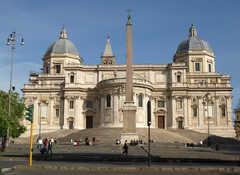 Basilica di Santa Maria Maggiore - ATTRACTIONS/ SITIOS DE INTERES - Piazza di Santa Maria Maggiore, Rome, Lazio, 00184, Italy