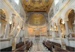 Basilica di San Clemente - ATTRACTIONS/ SITIOS DE INTERES - Via di San Teodoro, Roma, Latium, 00186