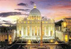 St peter's basilica - ATTRACTIONS/ SITIOS DE INTERES - St Peter's Basilica, Piazza San Pietro, VA