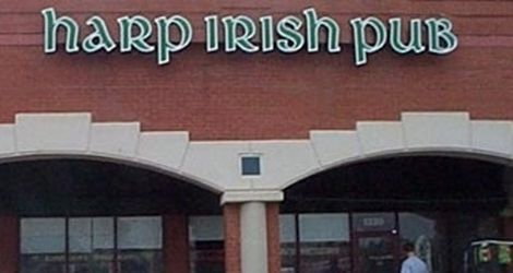 Harp Irish Pub - Restaurants, Bars/Nightife - 1425 Market Blvd, Roswell, GA, 30076