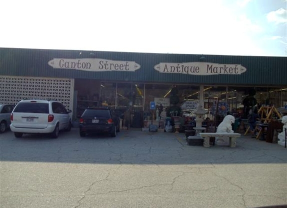 Canton Street Antique Market - Shopping - 970 Canton Street, Roswell, GA, United States