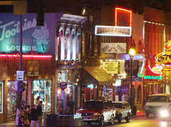 2nd Avenue & Broadway - Attraction - Broadway & 2nd Ave N, Nashville, Tennessee, US