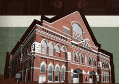 Ryman Auditorium - Attraction - 116 5th Ave N, Nashville, TN, 37219, US