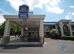 Best Western Chaffin Inn - Hotel - 168 Chaffin Place, Murfreesboro, TN, United States