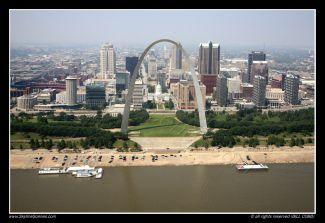 Jefferson National Expansion Memorial - Attractions/Entertainment - 11 N 4th St, St Louis, MO, United States