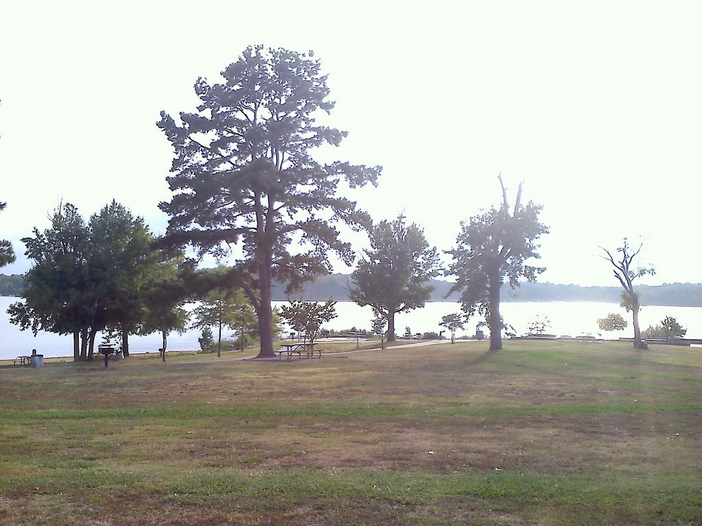Kerr Lake (in front of the Glasshouse) | Wedding Venues ...