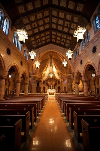 Holy Ghost Church - Ceremony Sites - 1600 California St, Denver, CO, 80202