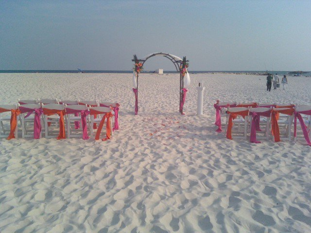 Ceremony Site, Florida Point Beach - Ceremony Sites -