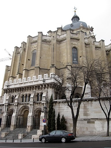 Cripta Catedral De La Almudena - Ceremony Sites - Calle Mayor, 90, Madrid, Madrid, 28013