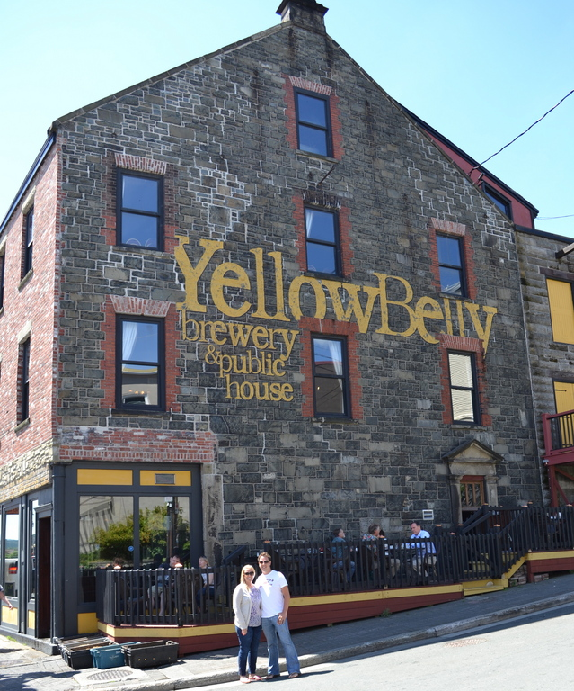 Yellow Belly Brewery - Reception Sites, Restaurants - 288 Water Street, St. John's, NL, Canada