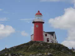 Ferryland Lighthouse - Things to See and Do - Route 10, Ferryland, Newfoundland, A0A 2H0, Canada