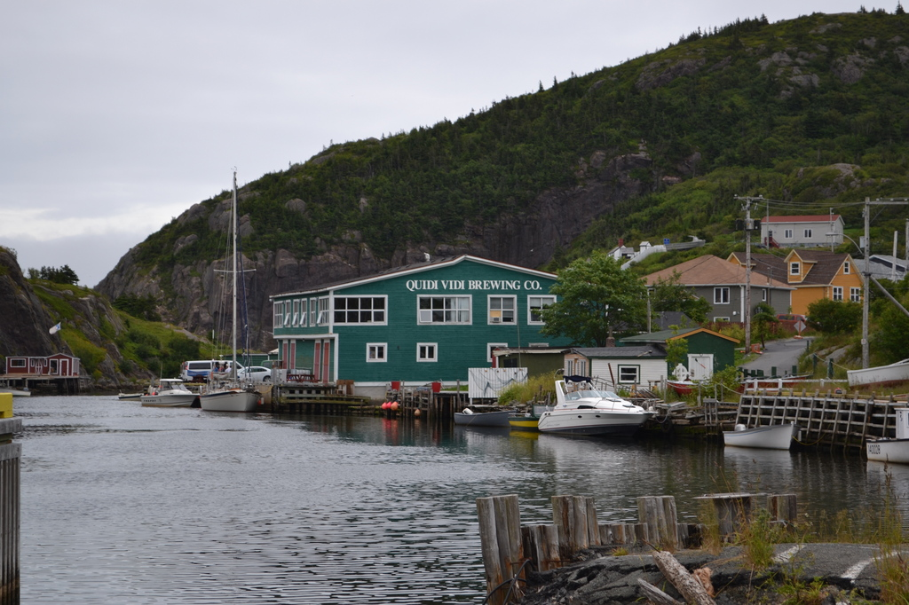 Quidi Vidi Brewery - Attractions/Entertainment - 35 Barrows Rd, St. John's, Newfoundland, A1A 1G8, Canada