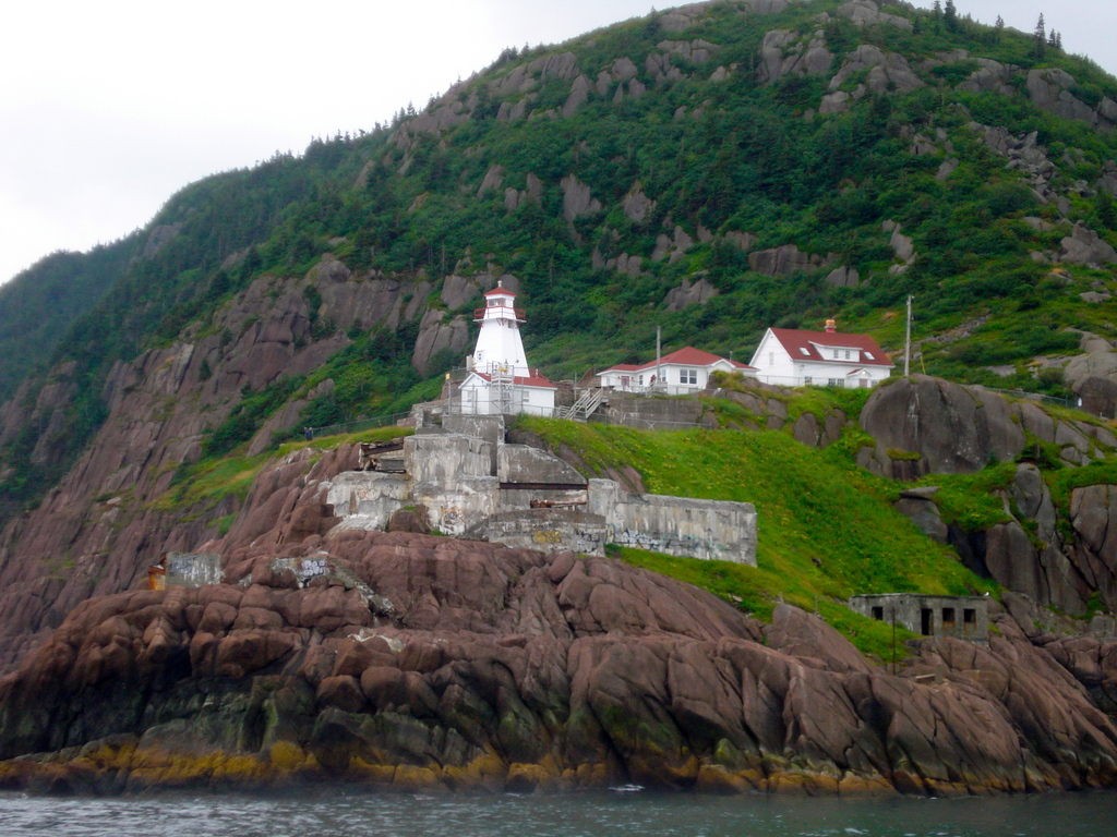 Fort Amherst - Attractions/Entertainment - Southside Road, St. John's, Newfoundland, A0A, Canada