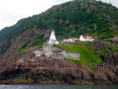 Fort Amherst  - Things to See and Do - Southside Road, St. John's, Newfoundland, A0A, Canada