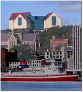 The Rooms - Things to See and Do - 9 Bonaventure Avenue, St. John's, Newfoundland, A1C 5P9, Canada