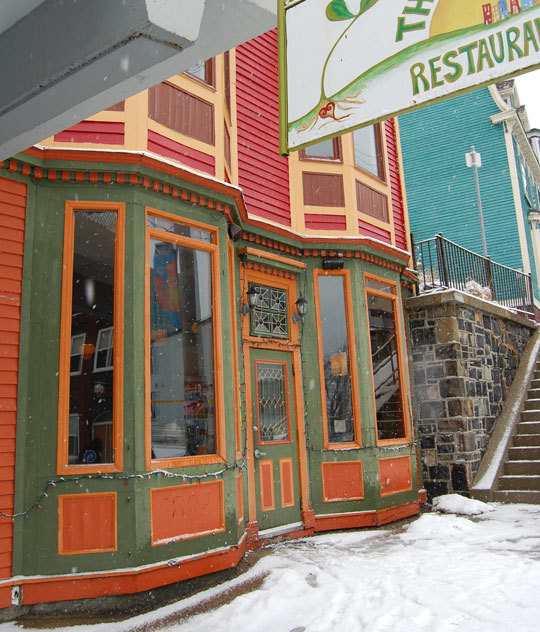 The Sprout - Restaurants - 364 Duckworth St, St John's, NL, A1C 1H5