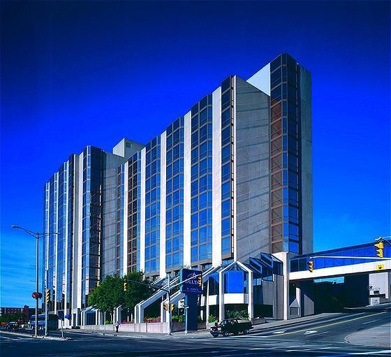 Delta St. John's Hotel And Conference Centre - Hotels/Accommodations - 120 New Gower St, St John's, NL, A1C 1J3, Canada