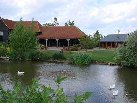 Crabbs Barn - Reception Sites - Cranes Lane, Colchester, UK