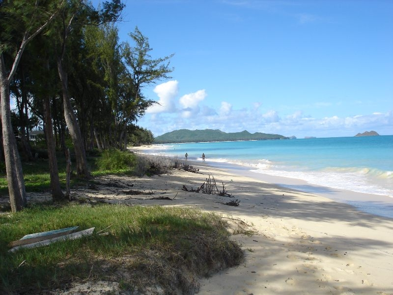 Waimanalo Beach - Attractions/Entertainment, Beaches, Ceremony Sites - Waimanalo Beach, Hawaii, HI, US