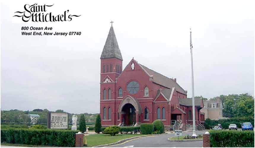St. Michael's Church - Ceremony Sites - 800 Ocean Ave, Long Branch, NJ, 07740, US