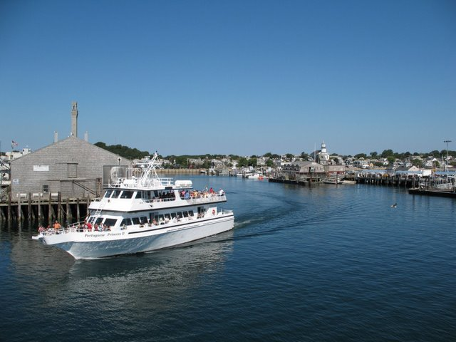 Ferry Dock - Cruises/On The Water -