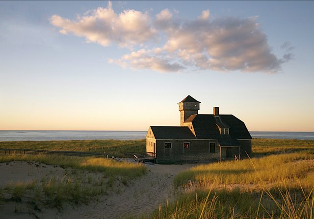 Race Point Beach And Old Coast Guard Station - Attractions/Entertainment -