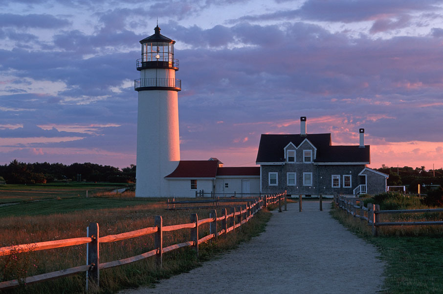 Cape Cod Highland Light - Attractions/Entertainment - Highland Light Rd, North Truro, MA 02652