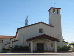 Blessed Sacrament Church - Ceremony - 14072 Olive St, Westminster, CA, 92683, US