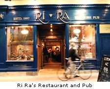 Ri-ra Irish Pub - Bars/Nightife, Attractions/Entertainment, Restaurants - 208 North Tryon Street, Charlotte, NC, United States