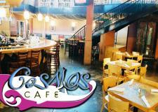 Cosmos Cafe - Bars/Nightife, Attractions/Entertainment, Restaurants - 300 North College Street, Charlotte, NC, United States