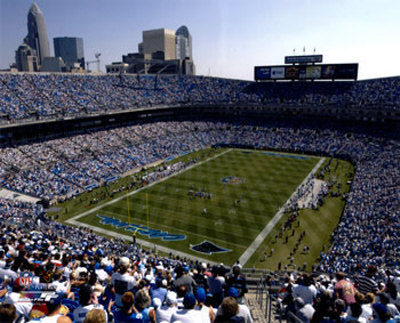 Bank Of America Stadium - Attractions/Entertainment, Restaurants - 800 South Mint Street, Charlotte, NC, United States