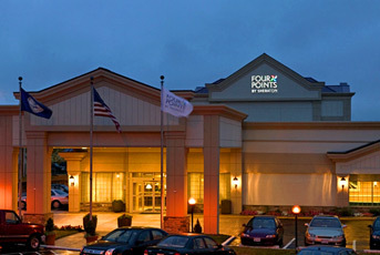 Four Points By Sheraton Manassas Battlefield - Hotels/Accommodations, Ceremony & Reception, Reception Sites - 10800 Vandor Ln, Manassas, VA, 20109, US